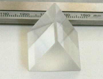 Equilateral Prism 25mm
