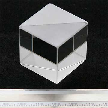Precision Cube Beam Splitter 30mm