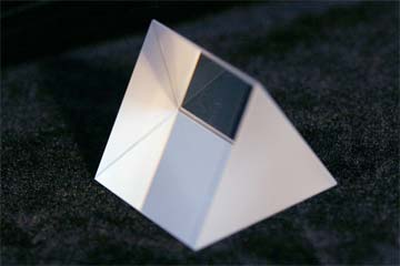 Equilateral Prism 38mm